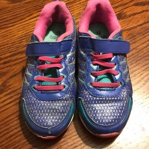 Toddler Girl's Sneakers Size 12